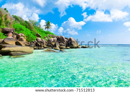 Beauty Getaway Seascape