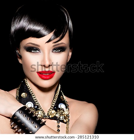Heavy Makeup Stock Images, Royalty-Free Images & Vectors ...