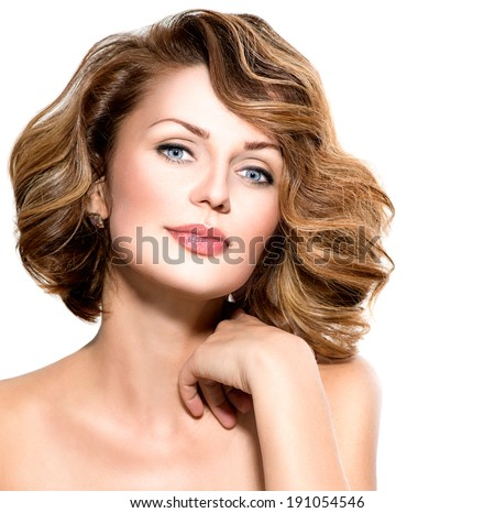 Beauty Woman Beautiful Middle Aged Female Stock Photo (Royalty Free) 191054546 - Shutterstock