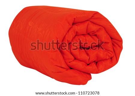 Bedding object. - stock photo