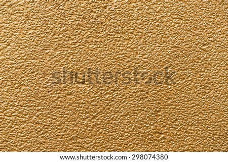 Bedrock golden - stock photo