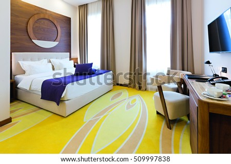 Modern Hotel Room modern hotel room stock images, royalty-free images & vectors