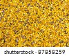 Bee Pollen texture - stock photo