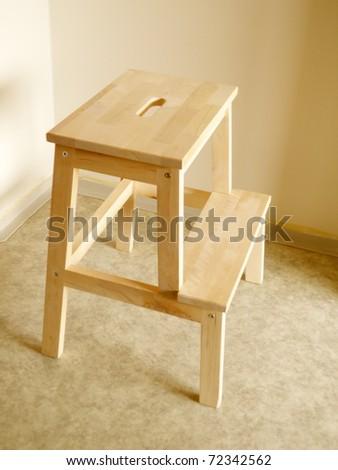 beech wood board two step stool & Beech Wood Board Step Stool Stock Photo 72460357 - Shutterstock islam-shia.org