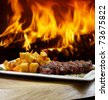 BEEF  GRILL - stock photo