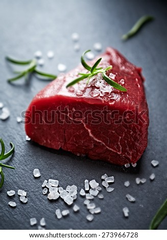 Beef Tenderloin - stock photo