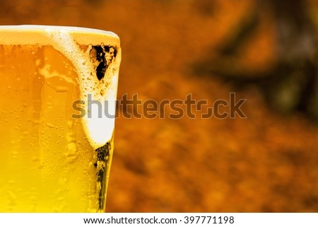 Beer. - stock photo