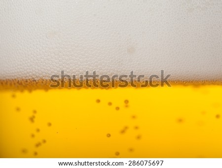 Beer, Backgrounds, Soap Sud.