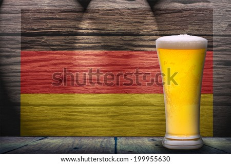 Beer festival of Germany,Oktoberfest - stock photo