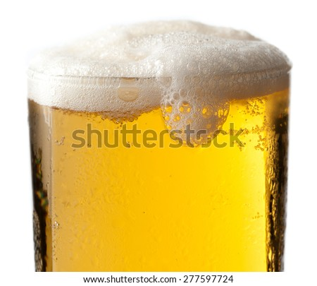 Beer In A Glass