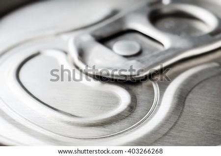 beer jar opener macro closeup - stock photo