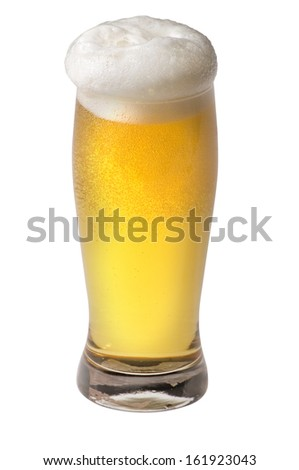 beer with  cap