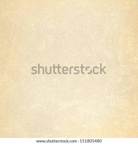 beige background old canvas texture - stock photo