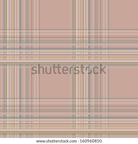 Beige checkered seamless pattern repeat design