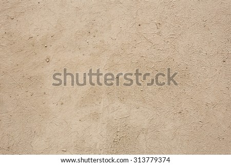 Beige gray wall texture or background. Grunge  wall.concrete vintage wall background - stock photo