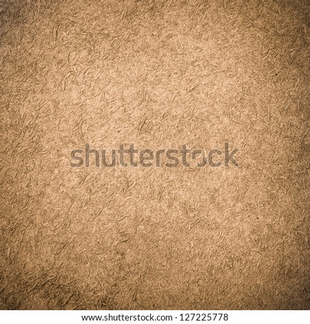 Beige leather back side  background - stock photo