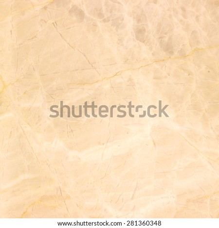 Beige marble background with natural pattern Natural marble - stock photo