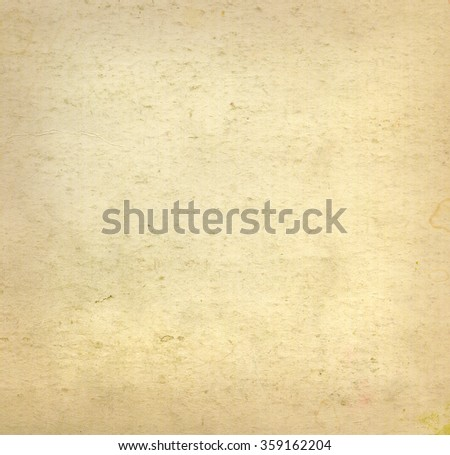 Beige old paper texture background