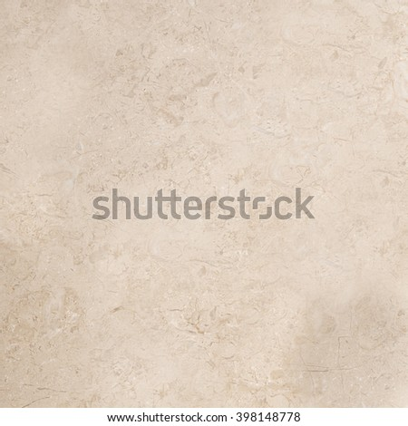 beige or light brown marble stone seamless background texture or pattern