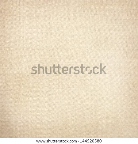 beige paper texture background canvas fabric texture - stock photo