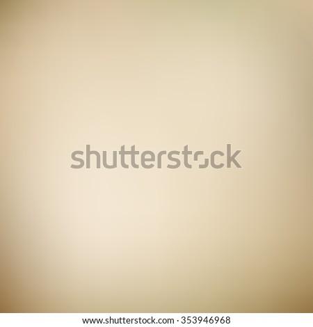 Beige, sandy blur background - stock photo