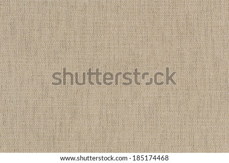 Beige seamless braided textile canvas, cloth background - stock photo