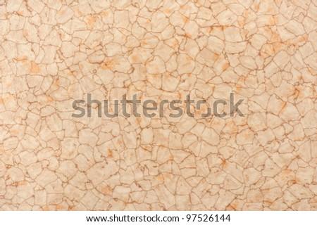 Beige stone background - stock photo