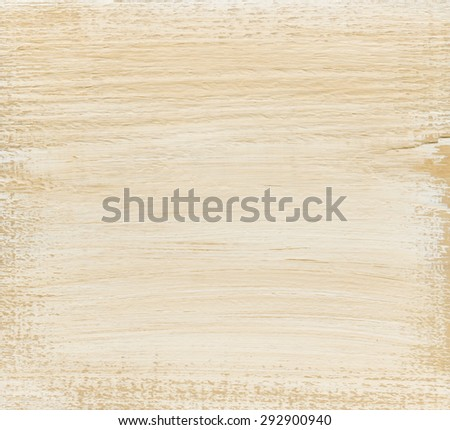 Beige wood board, as background