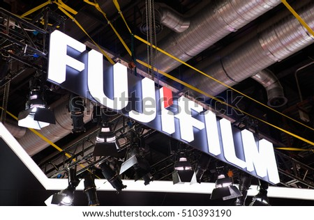 APRIL 24 2016 Fujifilm Sign Is