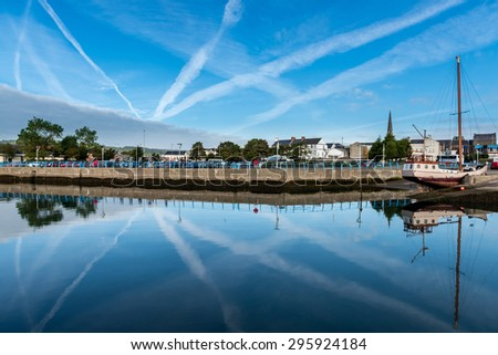 Belfast, northern Ireland - stock photo