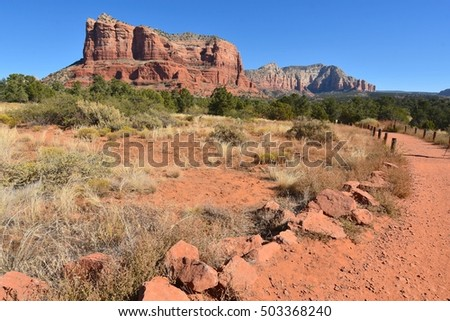 Bell Rock Vortex in Sedona AZ