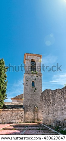 bell tower of San Bartolomeo in Campobasso