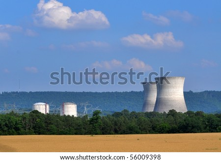 Bellefonte Nuclear Facility in Hollywood, Alabama