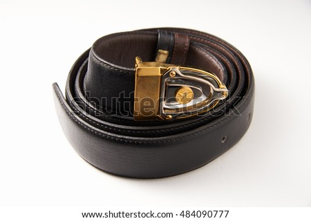 belts on background