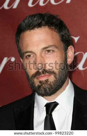 Ben Affleck at the 22nd Annual Palm Springs International Film Festival Awards Gala, Palm Springs Convention Center, Palm Springs, CA. 01-08-11