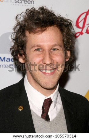 Ben Lee at the Australian Academy Award Celebration. Chateau Marmont, West Hollywood, CA. 90046