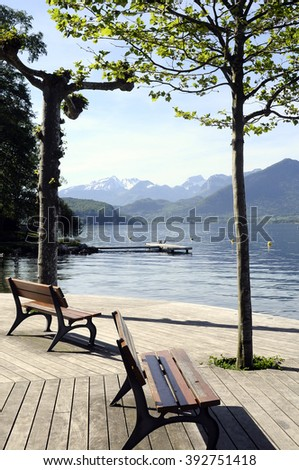 bench annecy 1
