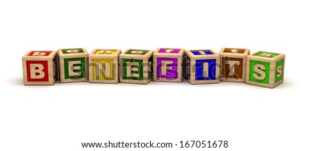 Benefits Play Cubes