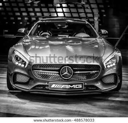 Mercedes Class C  Berlinia Spain