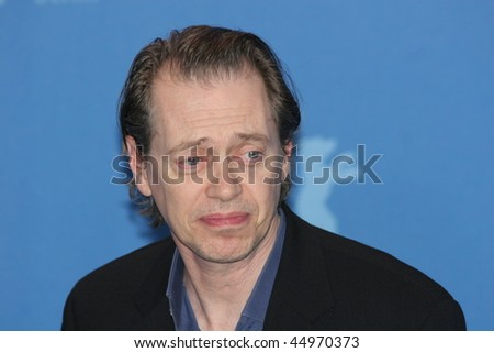 BERLIN - FEBRUARY 14: Actor Steve Buscemi attends the photo call to promote the movie 'Interview' during the 57th Berlin International Film Festival (Berlinale) on February 14, 2007 in Berlin, Germany
