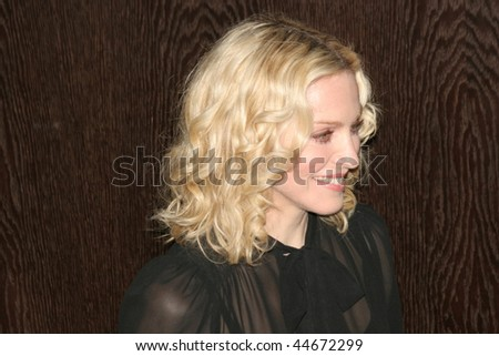BERLIN - FEBRUARY 13: Madonna attends the 'Filth and Wisdom' photocall as part of the 58th Berlinale Film Festival at the Grand Hyatt Hotel on February 13, 2008 in Berlin, Germany - stock photo