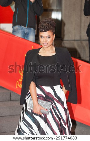 BERLIN, GERMANY - FEBRUARY 10: Ava DuVernay attends the 'Selma' screening during the 65th Berlinale International Film Festival at Friedrichstadt-Palast on February 10, 2015 in Berlin, Germany.