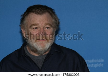 BERLIN, GERMANY - FEBRUARY 09: Brendan Gleeson attends the 'Calvary' photocall during 64th Berlinale  Film Festival at Grand Hyatt Hotel on February 9, 2014 in Berlin, Germany