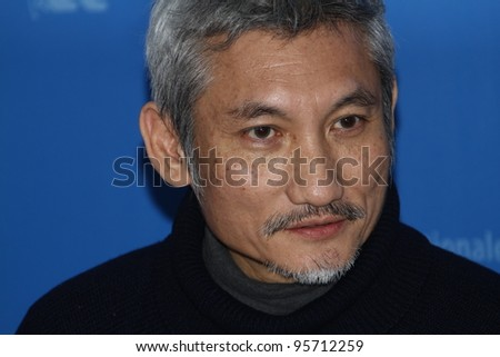 BERLIN, GERMANY - FEBRUARY 17: Director Hark Tsui attends the 'Flying Swords Of Dragon Gate' Photocall during of the 62nd Berlin  Festival at the Grand Hyatt on February 17, 2012 in Berlin, Germany