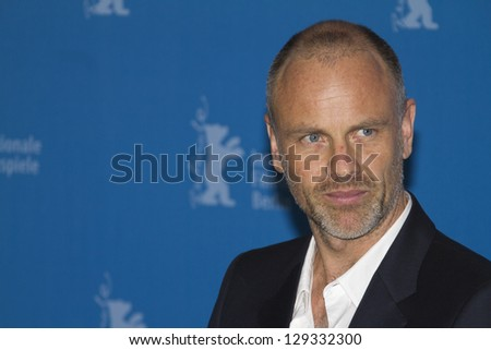 BERLIN, GERMANY - FEBRUARY 09: Fredrik Bond attends the 'The Neccessary Death of Charlie Countryman' Photocall during the 63 Berlinale Festival at Hyatt Hotel on February 9, 2013 in Berlin, Germany.