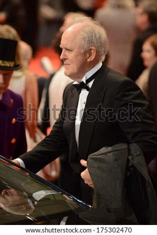 "BERLIN - GERMANY - FEBRUARY 6: John Lithgow at the 64th Annual Berlinale International Film Festival ""The Grand Budapest Hotel"" premiere at Berlinale Palast on February 6, 2014 in Berlin, Germany."