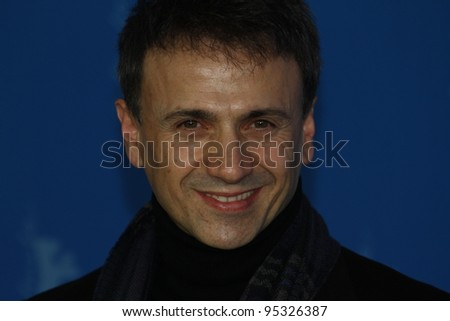 BERLIN, GERMANY - FEBRUARY 15: Jose Mota attends the 'La Chispa De La Vida' Photocall during of the 62nd Berlin Film Festival at the Grand Hyatt on February 15, 2012 in Berlin, Germany.