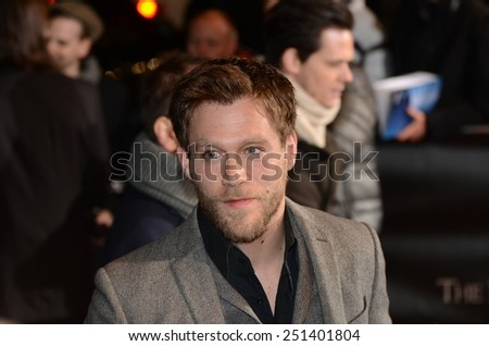 BERLIN - GERMANY - FEBRUARY 7: Ken Duken at Medienboard-Empfang at Ritz Carlton Berlin on February 7, 2015 in Berlin, Germany