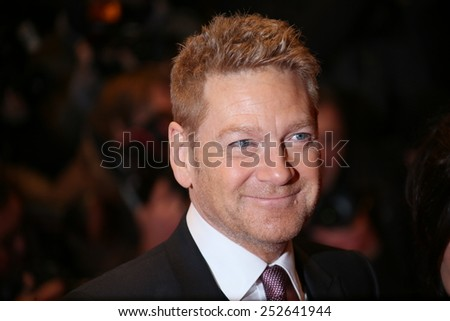 BERLIN, GERMANY - FEBRUARY 13: Kenneth Branagh attends the 'Cinderella' premiere during the 65th Berlinale Film Festival at Berlinale Palace on February 13, 2015 in Berlin, Germany.