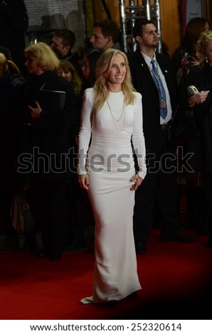 "BERLIN - GERMANY - FEBRUARY 11:  Sam Taylor-Johnson at the 65rd Annual Berlinale International Film Festival ""Fifty Shades of Grey"" at Zoo Palast on February 11, 2015 in Berlin, Germany"